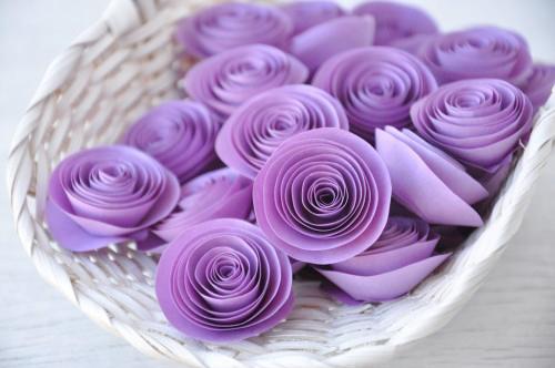 Спиральные цветы 006