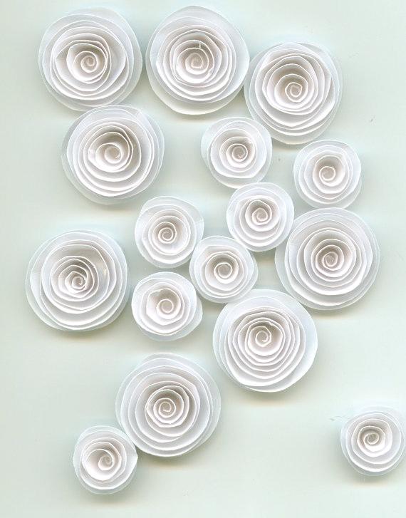 Спиральные цветы 015