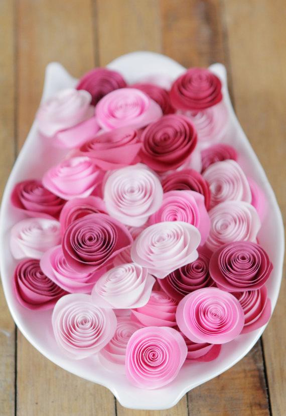 Спиральные цветы 003